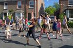 Popsteps at Gordon Road Street Party